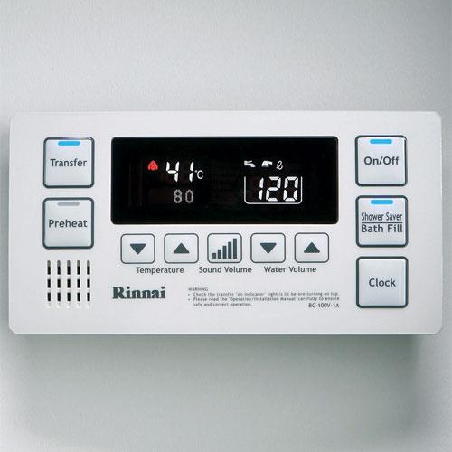 Bathroom Heat Controller