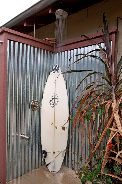 Beach-Style-Outside-Shower