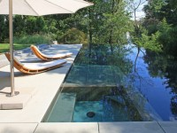 Concrete fibreglass pools destination living Fibreglass pools vs concrete pools