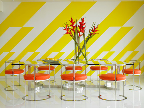 modern-dinning-colourful
