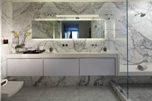 silver-modern-bathroom