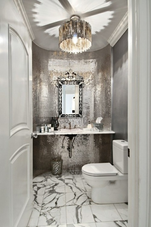 white-and-silver-bathroom