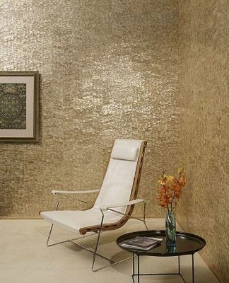 bronze-gold-wall-covering
