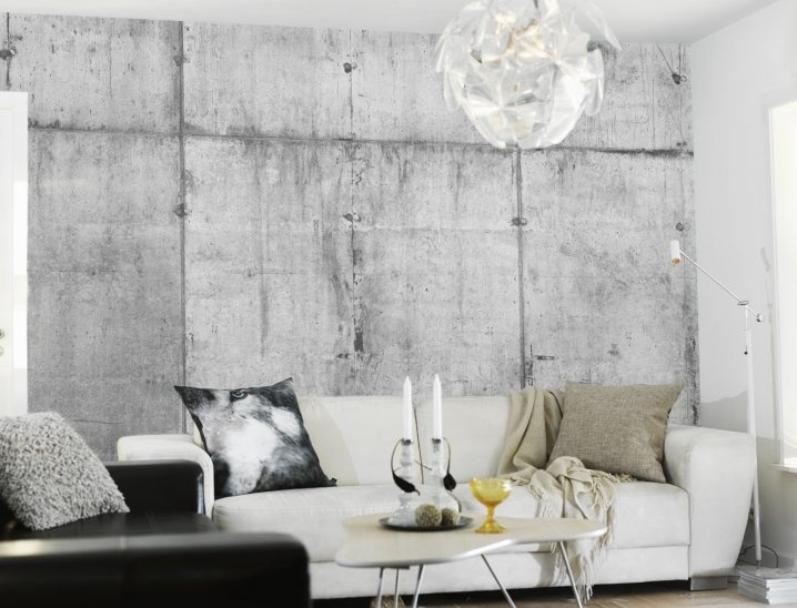 Wall coverings destination living for Instant interior wall