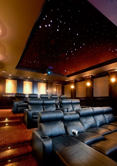 Home Theatre Destination Living