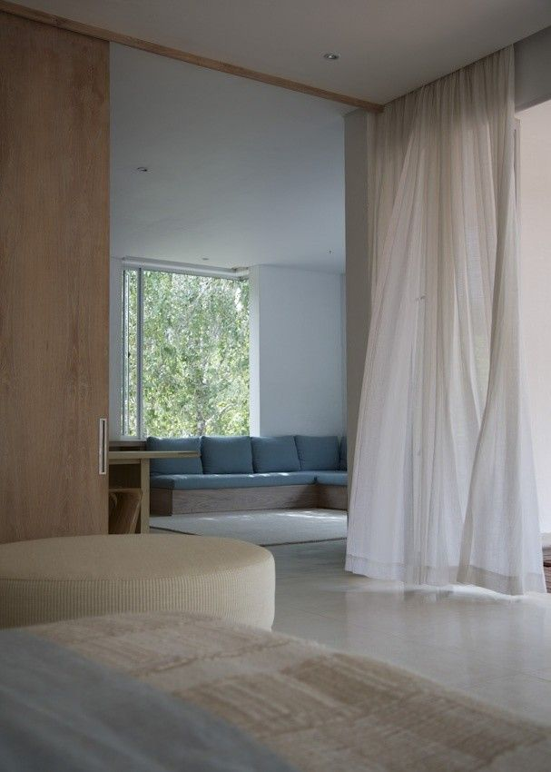 Floor to Ceiling Sheer Summer Curtains