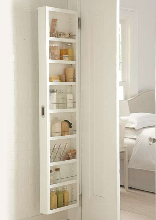 Large-capacity storage for small spaces
