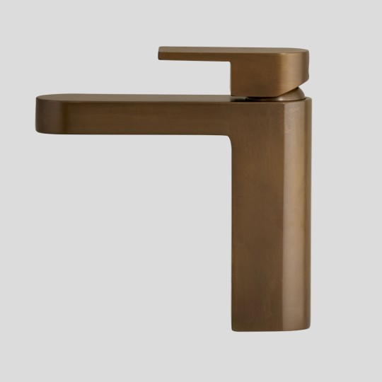 A76.02.Brown Bronze Basin Mixer