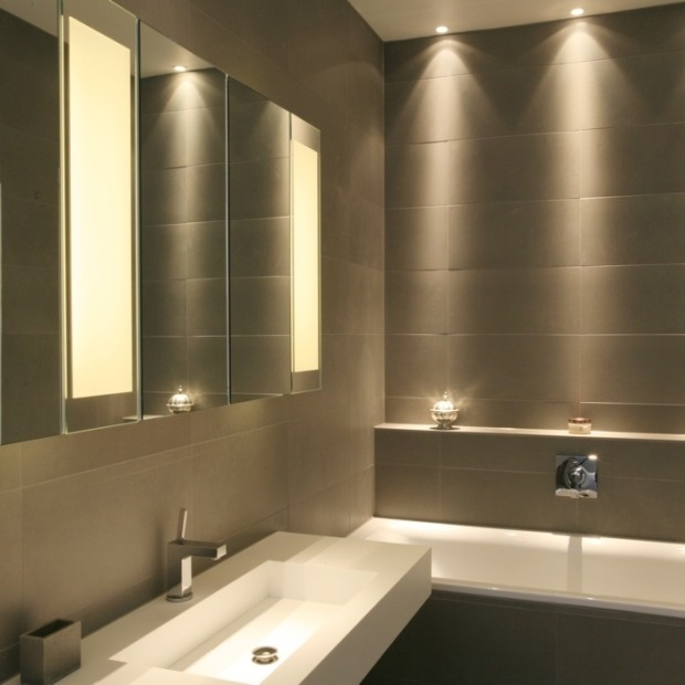 Lighting trends 2014 destination living for Bathroom design 2014