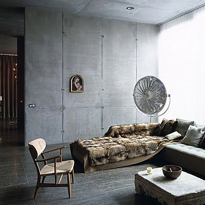Precast Concrete Interior Wall