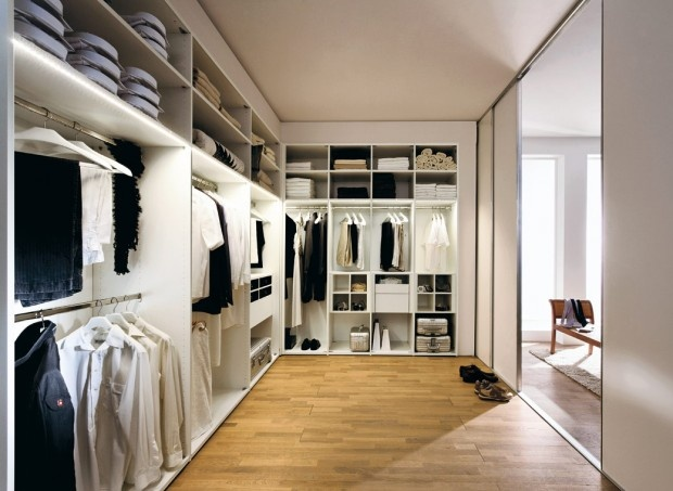 Who doesn't want a walk in wardrobe