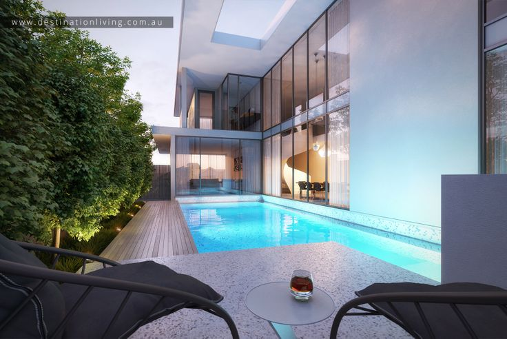 Luxury Pool From Our Kew Project