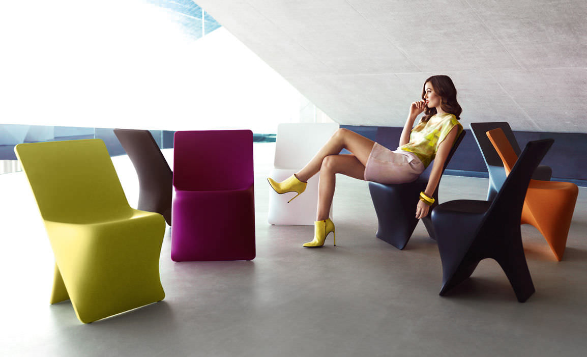 Design garden chair by Karim Rashid