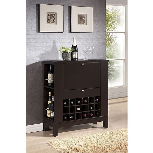 Compact Dinning Liquir Storage Cabinet