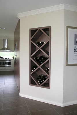 Home With Built In Wine Nook