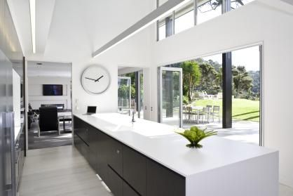 Relationship Between the Kitchen Space and the Outdoor Space