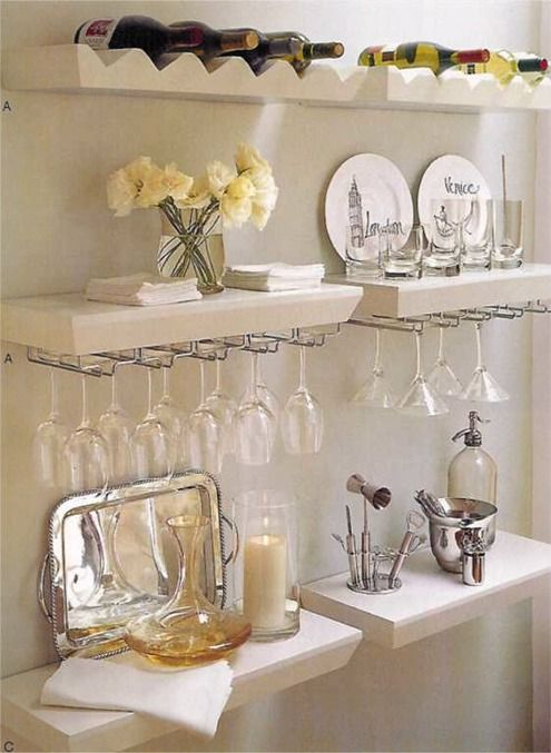 Simple and Clean Wine Bar