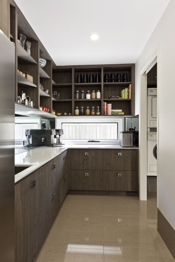 Contemporary Butlers Pantry Interiors