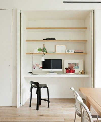 Study of Study Nook Designs - Destination Living