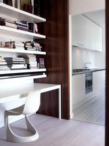 A study of study nook designs destination living for Kitchen office nook