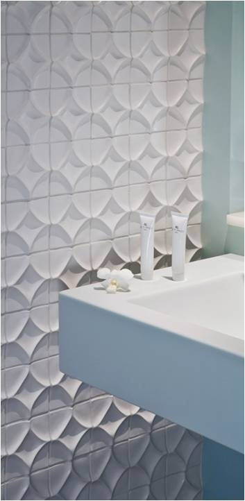 Ann Sacks 3D Tile