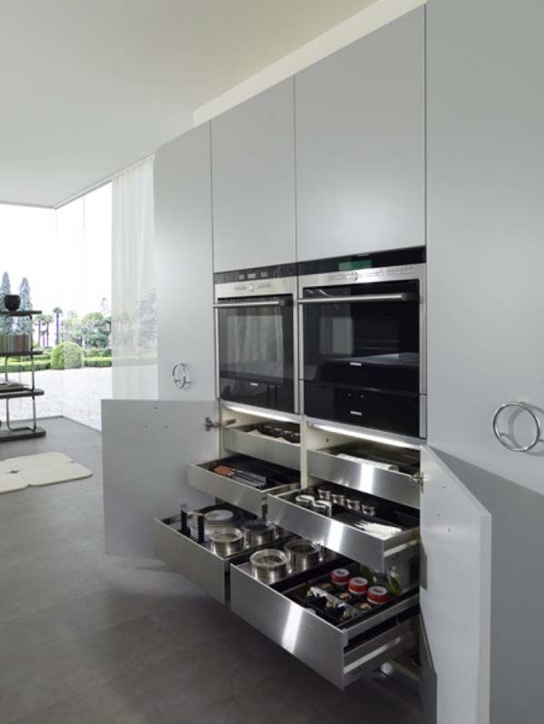 Balanced Modern Kitchen Design