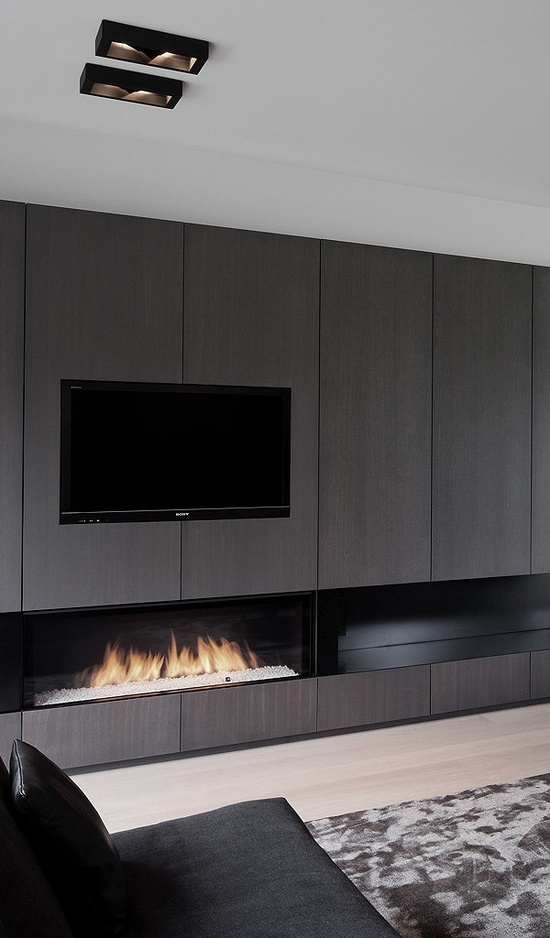 How to choose the right fireplace destination living - Inspiratie salon moderne ...