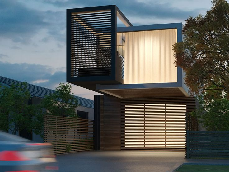 Narrow House Facade Building On Narrow Sites Destination Living