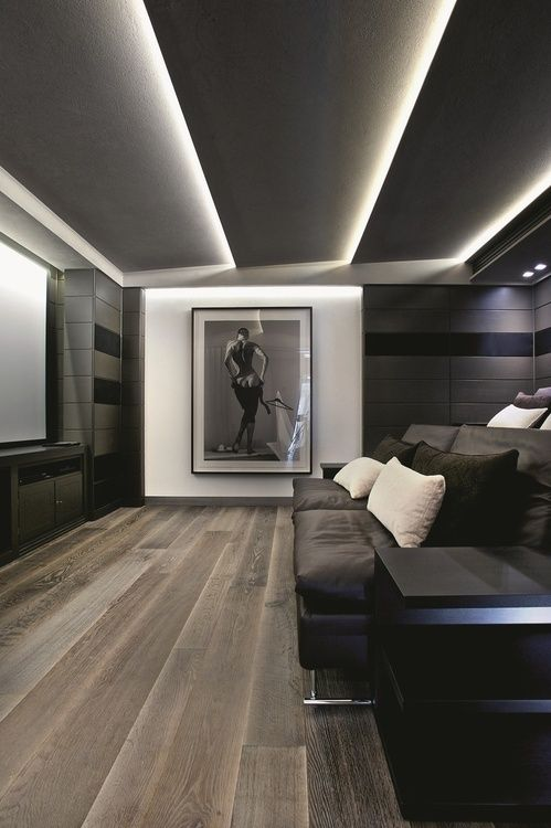 Great Ideas For Furnishing Your Home Theatre Destination Living