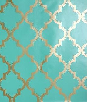 Pantone 39 s colours for 2015 turquoise aquamarine scuba blue and lucite green destination living - Turquoise wallpaper for walls ...