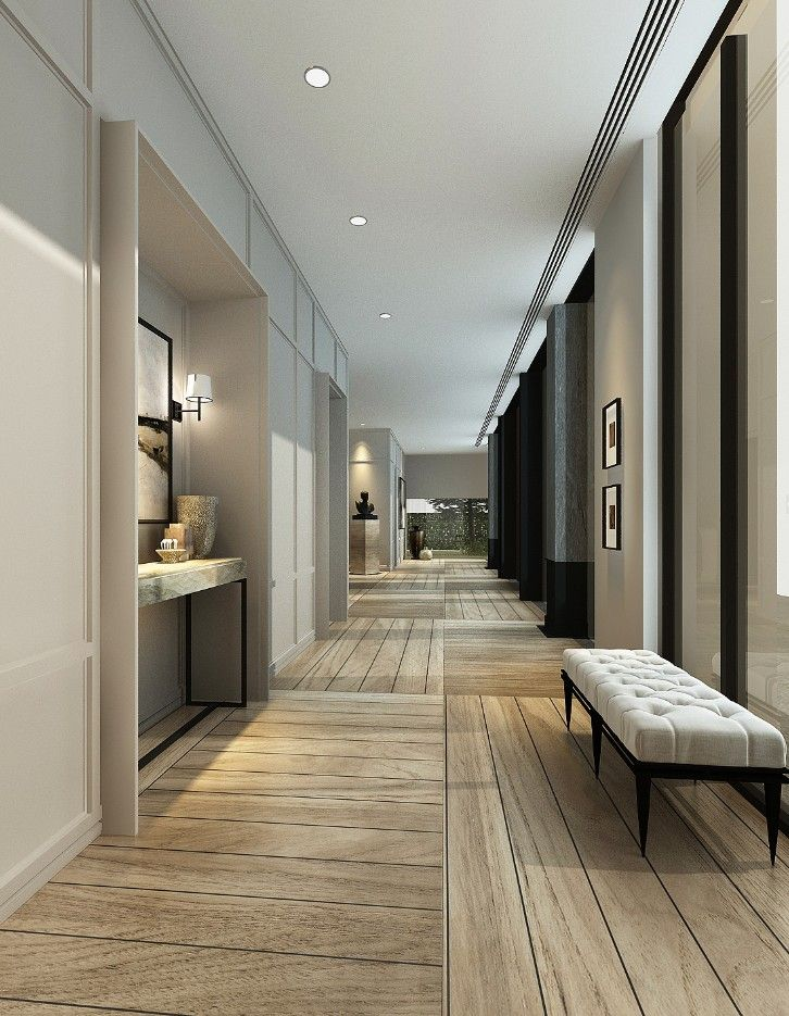 How to create a luxurious hotel feel in your home destination living - Decor corridor ...