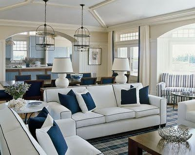 Interior Design: Hamptons style! - Destination Living