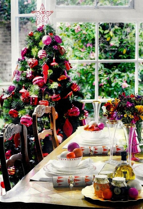 10 Christmas decorations with tree