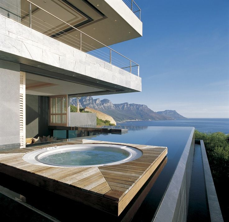 15 cliff top house