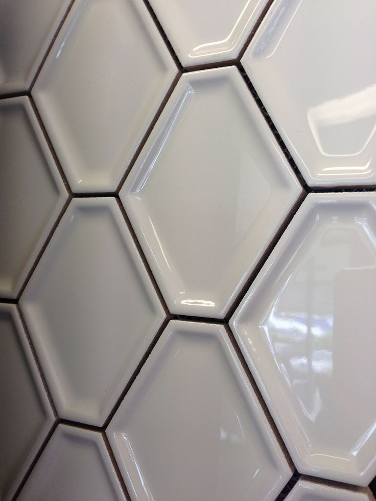 13 hexagonal tiles