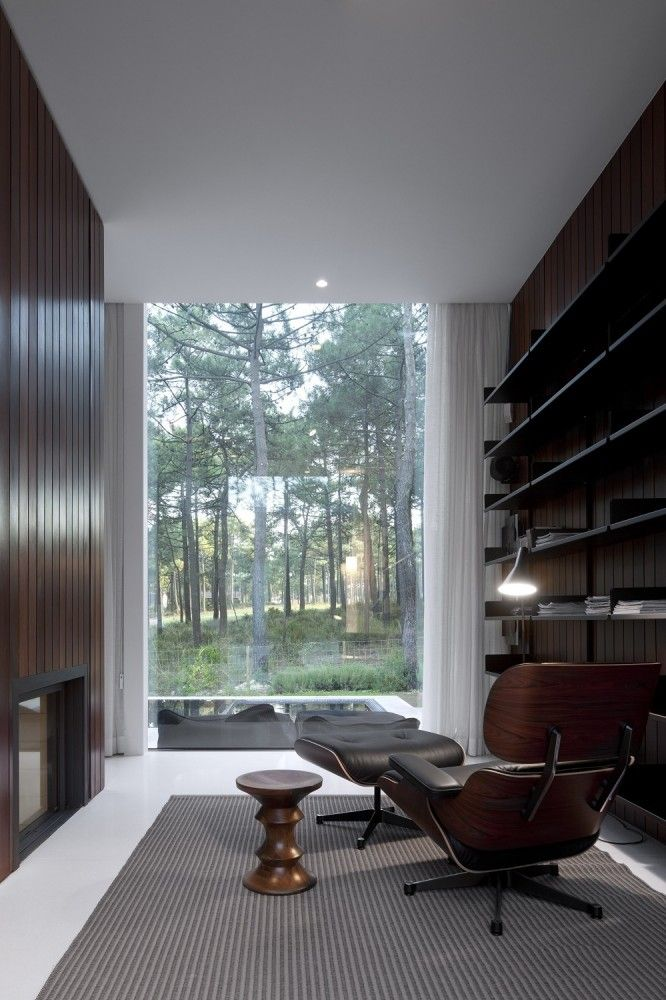 22 reading room forest view