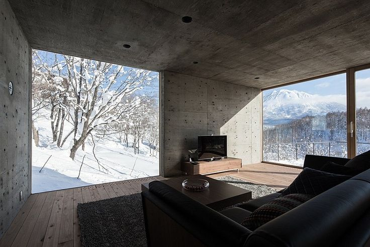 26 loungeroom with snow view