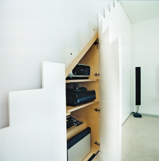 under stair storage