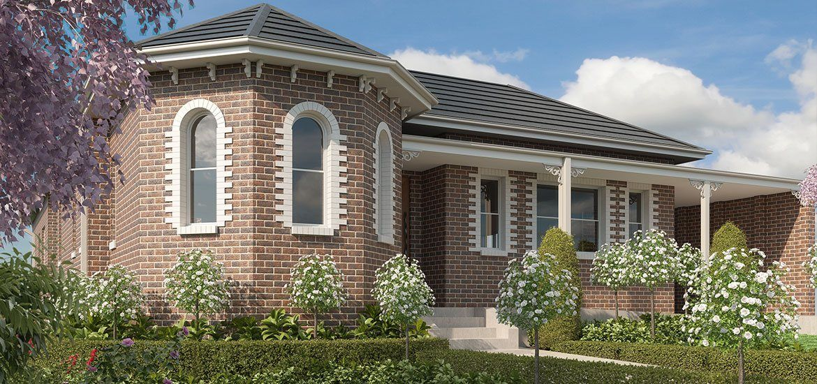 Period Homes Builders Melbourne Amp Period Style Home Plans