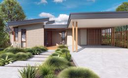 Wheelers-Hill-Sloping-Block-Home-1