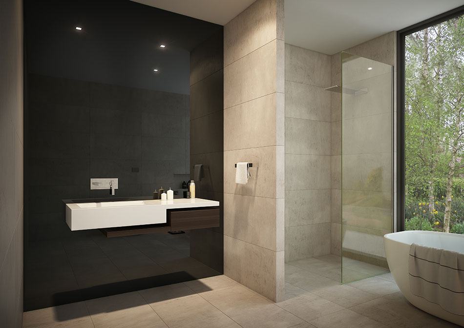 Best designer bathrooms how to design a great bathroom for Best ensuite designs