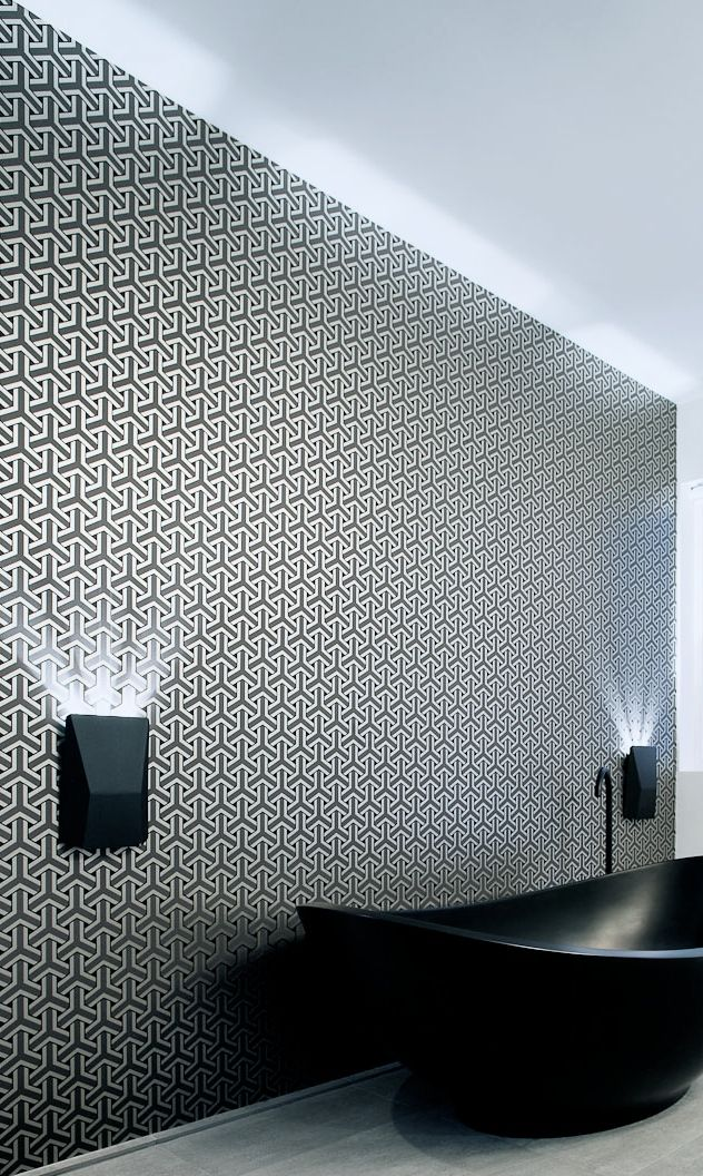 Modern Black Wall Lighting by Modular