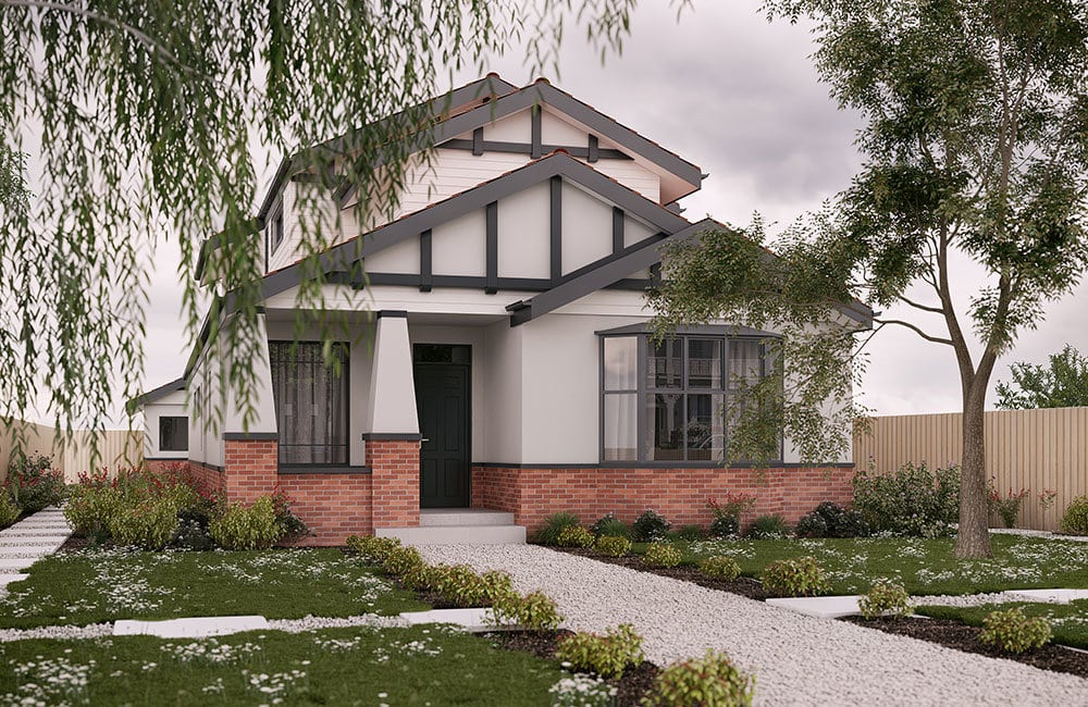 California Bungalow Northcote